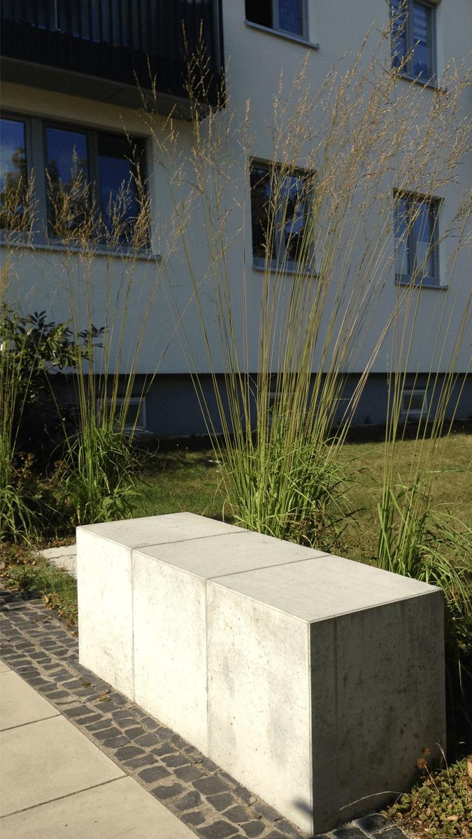 Detail-Sitzquader