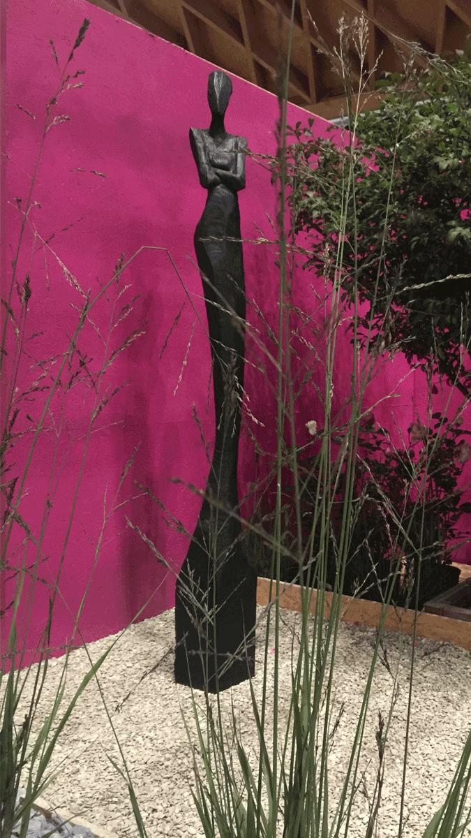 Garten-figur