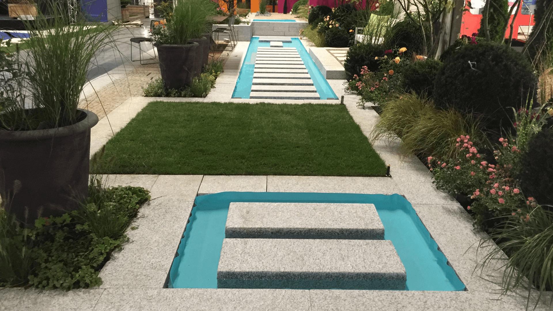 Garten-planung