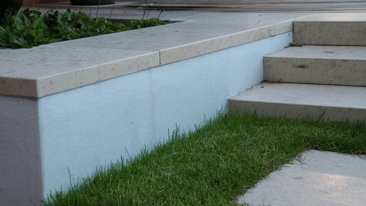 Garten-stein