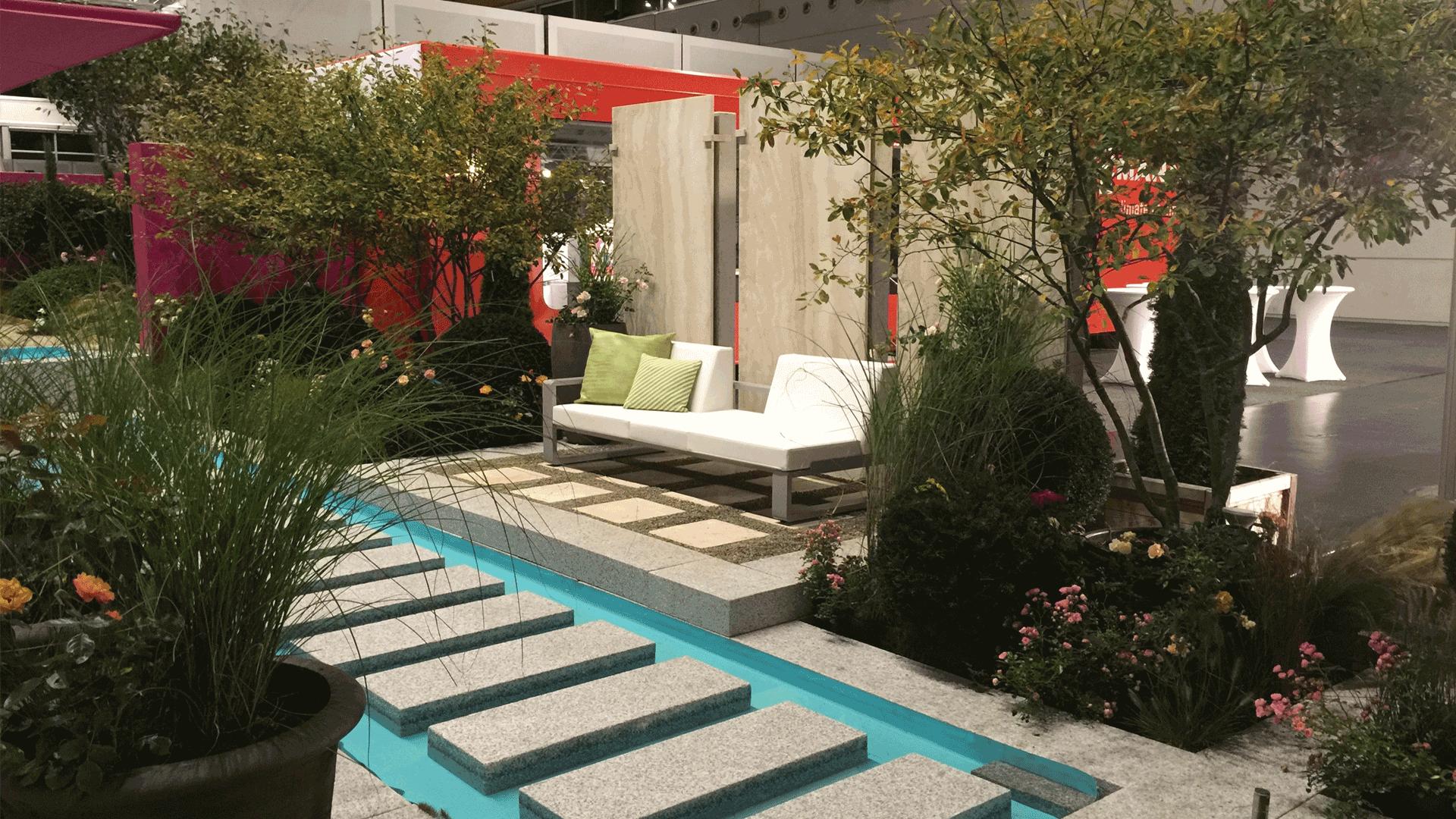 Garten-stufen