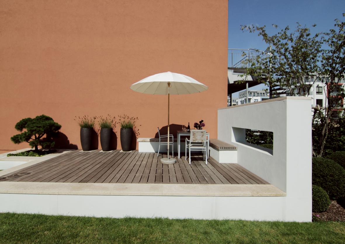Moderne Gärten Rostock