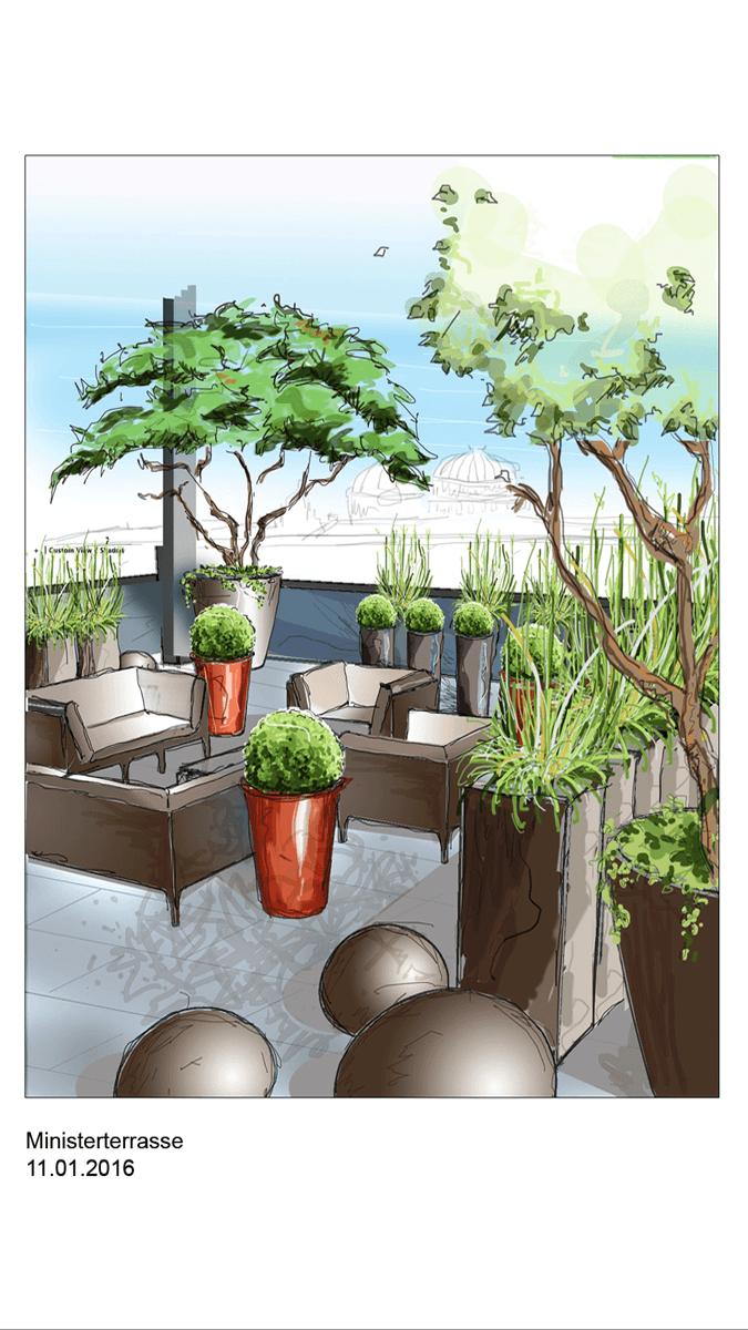 Planung-Terrasse