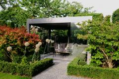 Garten-hecke